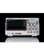 Siglent SDS1202X+ 200MHz 2-kanals oscilloskop