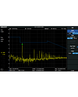 Siglent SVA1000X EMI Kit lisens for SVA1000X Spektrum & vektor nettverksanalysator
