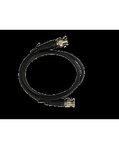 Kabel BNC - BNC RG58 1m