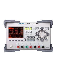 Rigol DP832 195W 3-kanals strømforsyning, 10mV / 10mA oppløsning