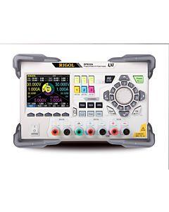 Rigol DP832A 195W 3-kanals strømforsyning, 1mV / 1mA oppløsning