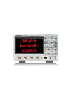 Siglent SDS5000X-4BW05 500 MHz bandwidth Upgrade for SDS5034X