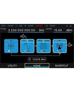 Siglent SSG3000X-21BW32 Upgrade SSG3021X to 3.2 GHz