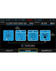 Siglent SSG3000X-IQE-21BW32 Upgrade SSG3021X-IQE to 3.2 GHz
