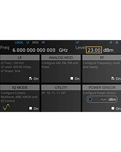 Siglent SSG5000X_F60 Oppgradering til 6GHz for SSG5040X(-V)
