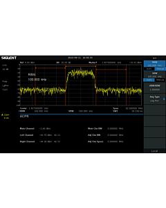 Siglent AMK-SSA3000X Utvidet / avansert Kit lisens for SSA3000X Spektrumanalysator