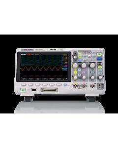 Siglent SDS1102X+ 100MHz 2-kanals oscilloskop