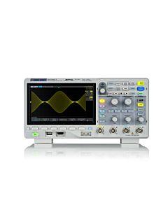 Siglent SDS1204X-E 200MHz 4-kanals oscilloskop