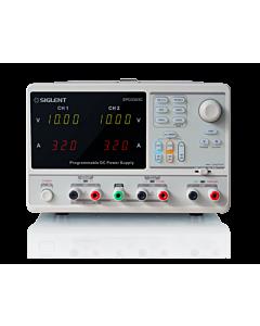 Siglent SPD3303C 3-kanals strømforsyning, 10mV / 10mA oppløsning