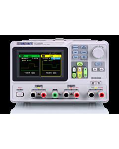 Siglent SPD3303X 220W 3-kanals strømforsyning, 1mV / 1mA oppløsning